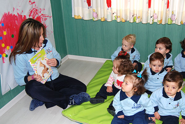 Escuela Infantil Peques - Personal especializado