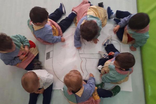 adaptación de los bebés a la guardería