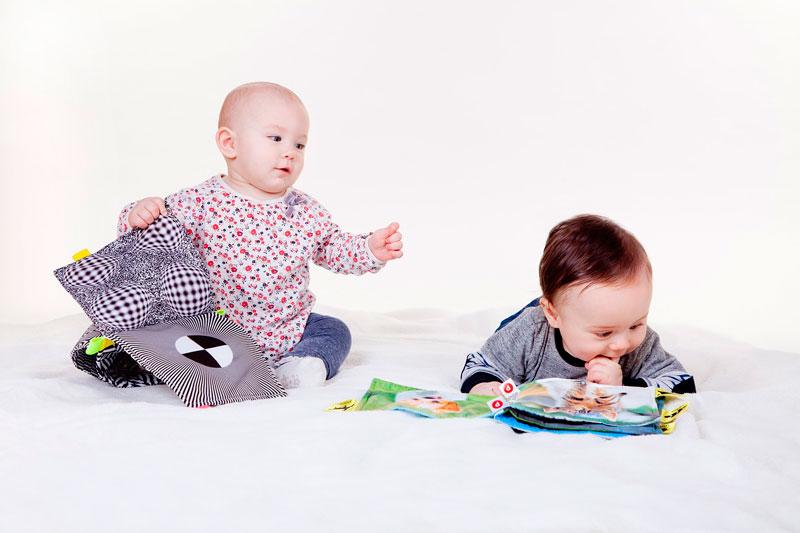 enseñar a los bebés a compartir