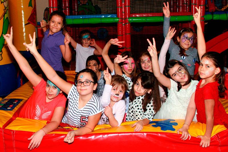 organizar una fiesta de carnaval para niños