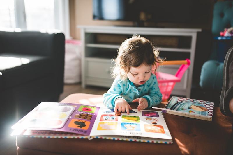 Estimulación temprana en niños
