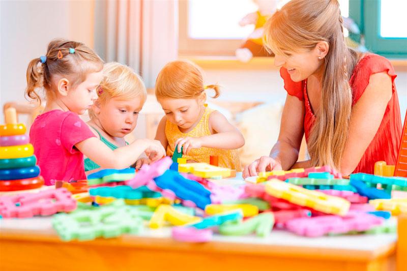 Centros de Educación Infantil