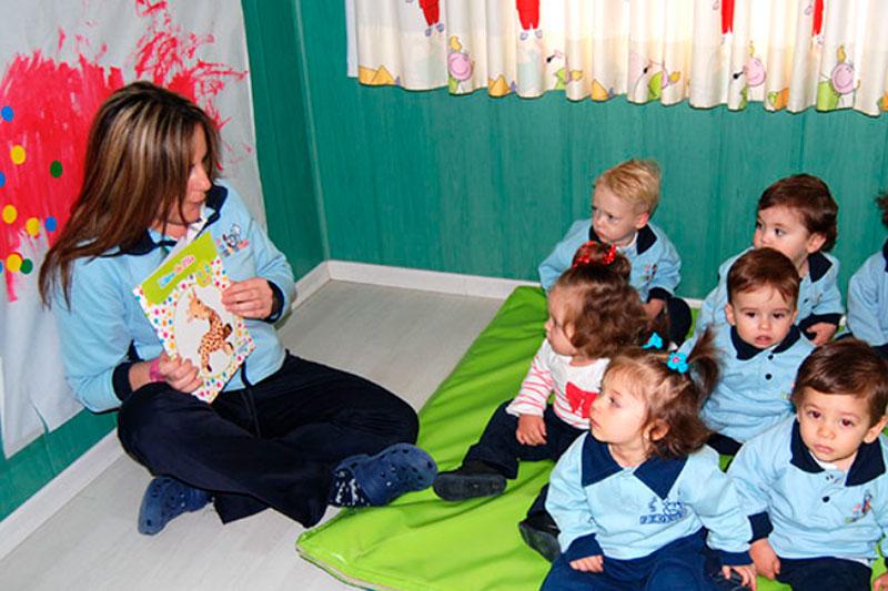 Escoger una escuela infantil en San Blas